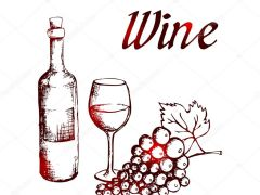 depositphotos73510839-stock-illustration-sketch-of-wine-bottle-glass